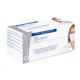 Boite de 50 Masques 3 plis blancs KH