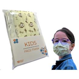 Masques KIDS type IIR - Sachet de 10 pièces