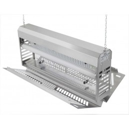 Desinsectiseur industrie 40w tube anti eclats